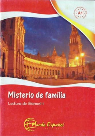 Misterio de Familia (Lectura de ¡Vamos! 1)