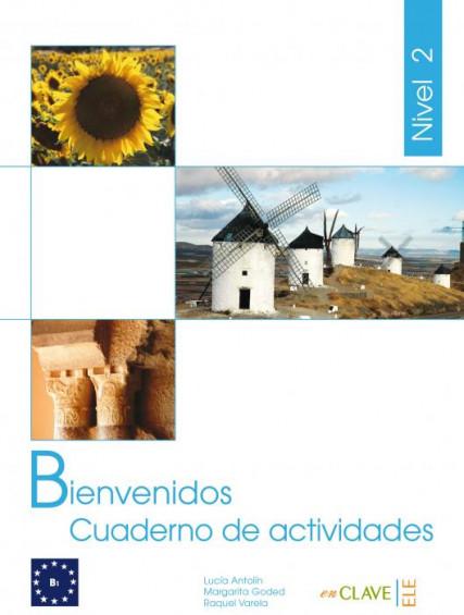 Bienvenidos 2 - Cuaderno de actividades