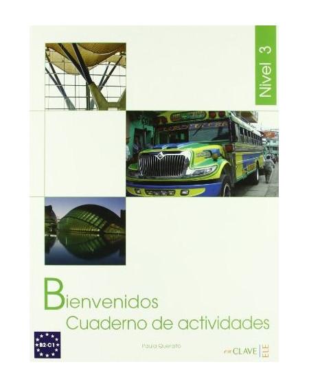 Bienvenidos 3 - Cuaderno de actividades