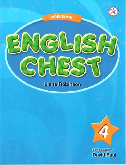 English Chest 4 Workbook