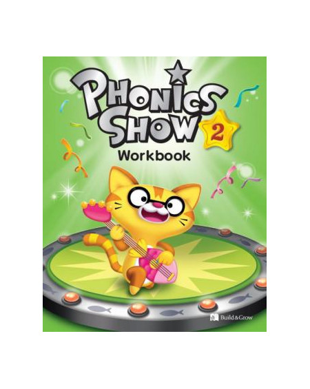 Phonics Show 2 Workbook